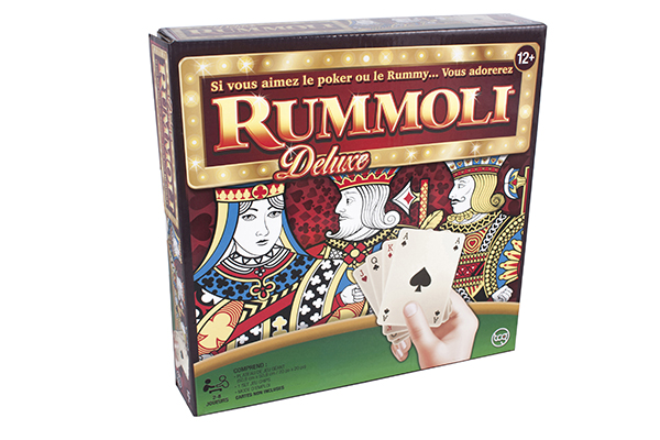 Game Rummoli Deluxe With Game Board