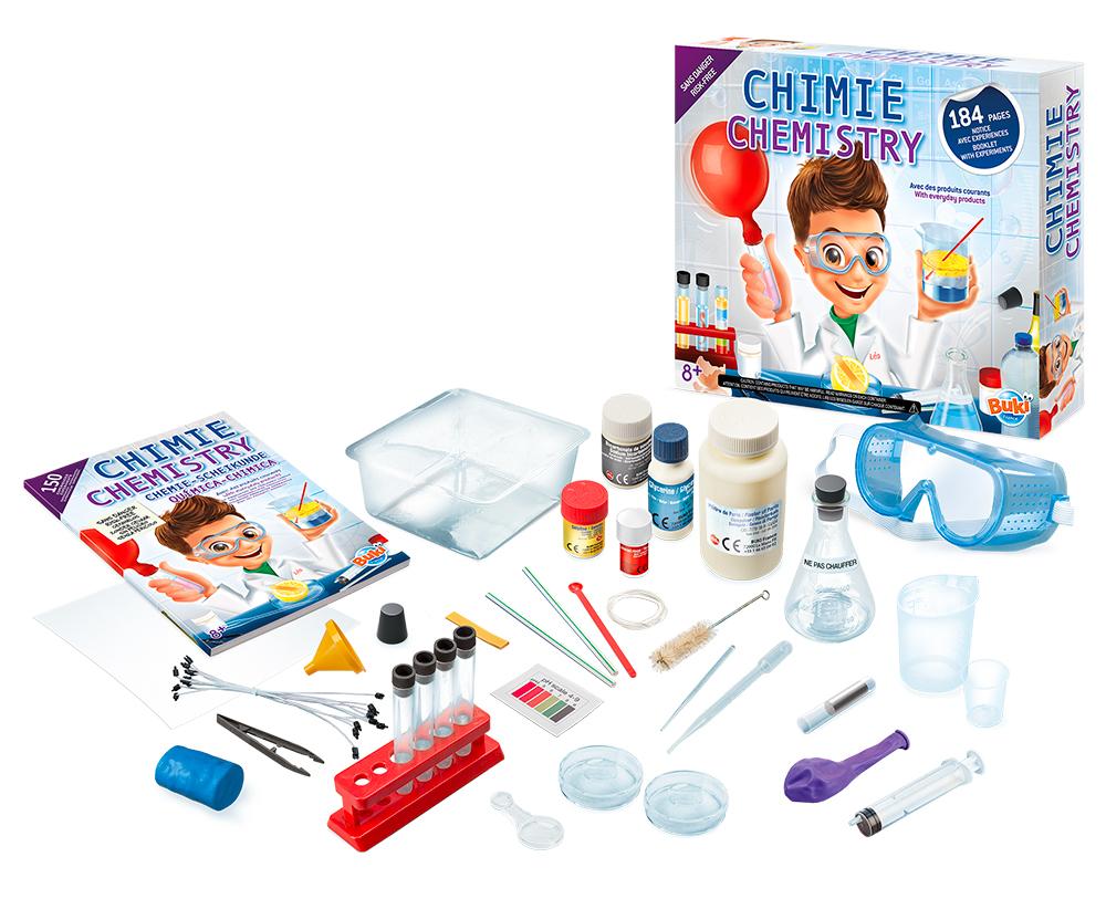 Buki - 150 Experiments Chemistry Lab