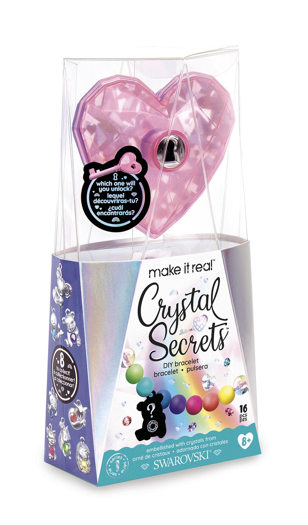 Make it Real- Crystal Secret Swarovski assorted
