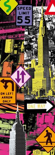 Casse-tête 2000 pièces Panorama New-York