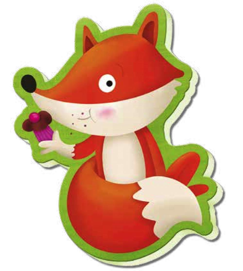 5 Casse-têtes Baby puzzles Petits animaux