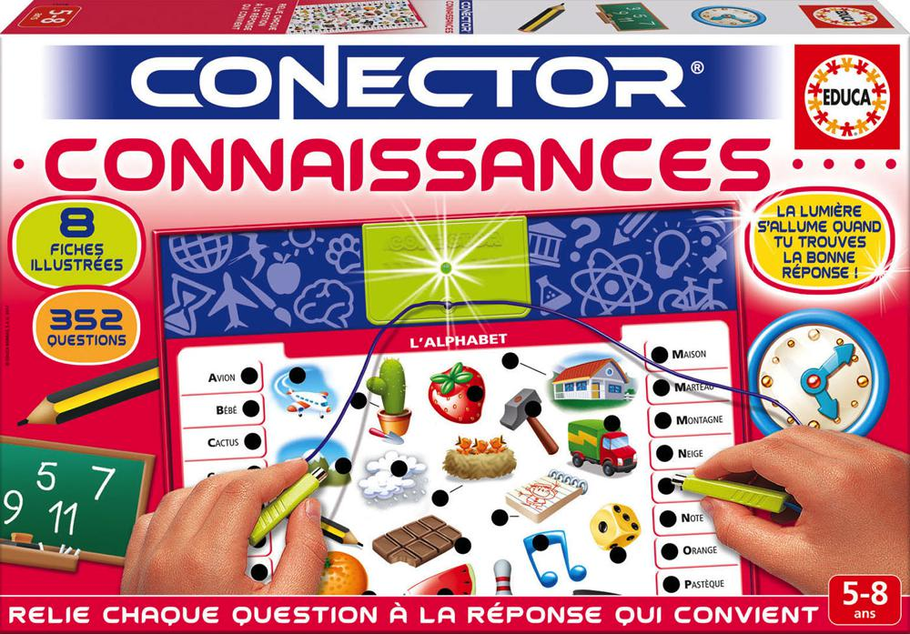 Educa - Conector Connaissances French Version