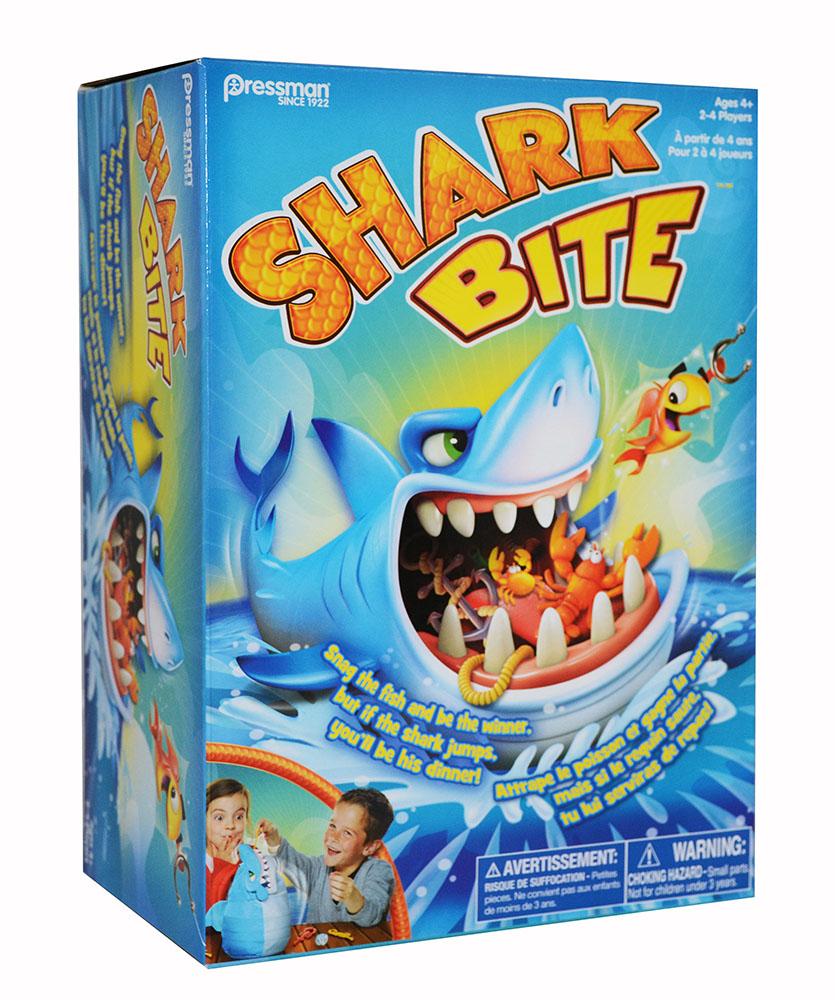 Game Shark Bite (Fish Trouille) Bilingual version