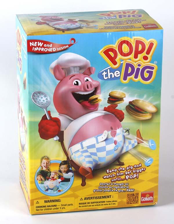 Jeu Pop the pig