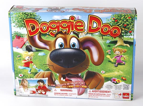 Game Doggie Doo Bilingual version