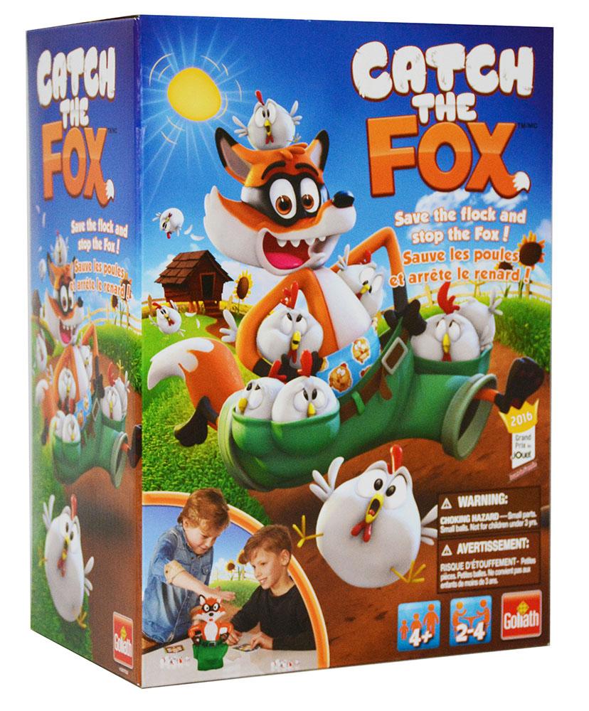 Game Filou Chiptou Catch the fox Bilingual