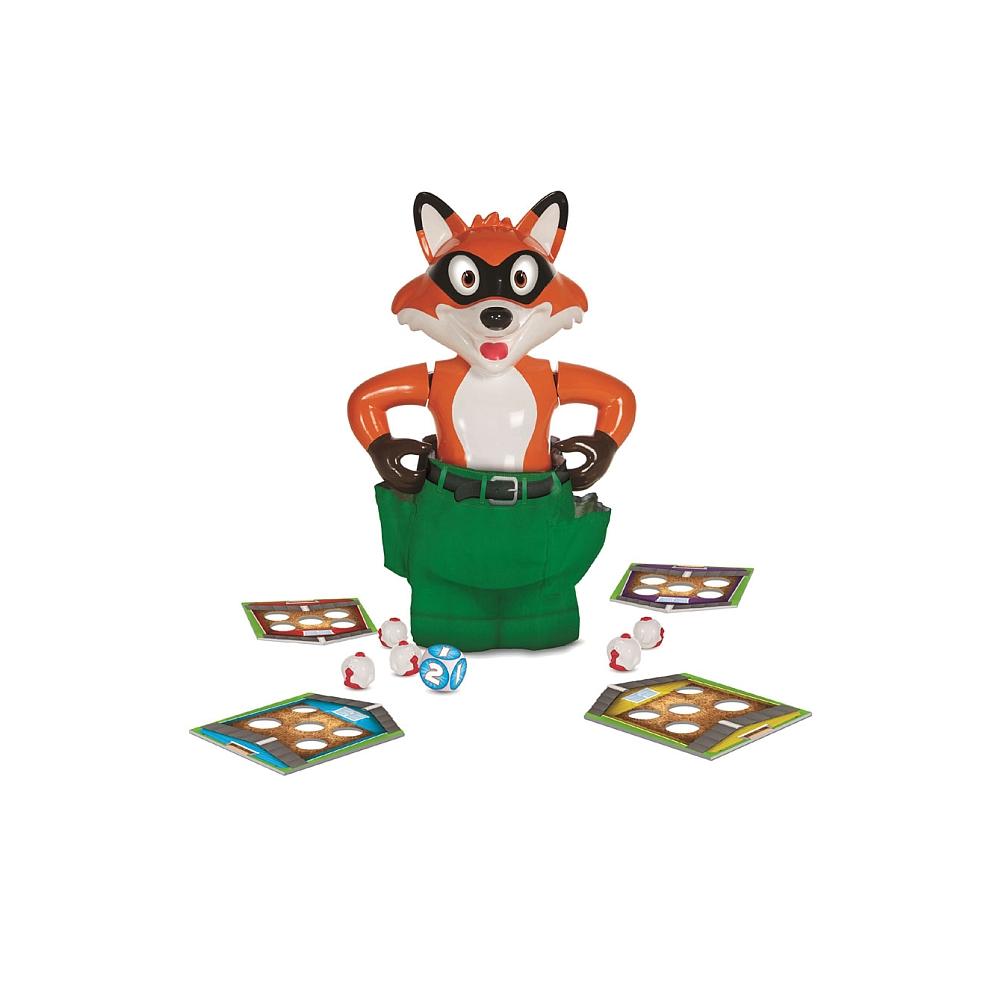 Jeu Filou Chiptou Catch the fox Version bilingue