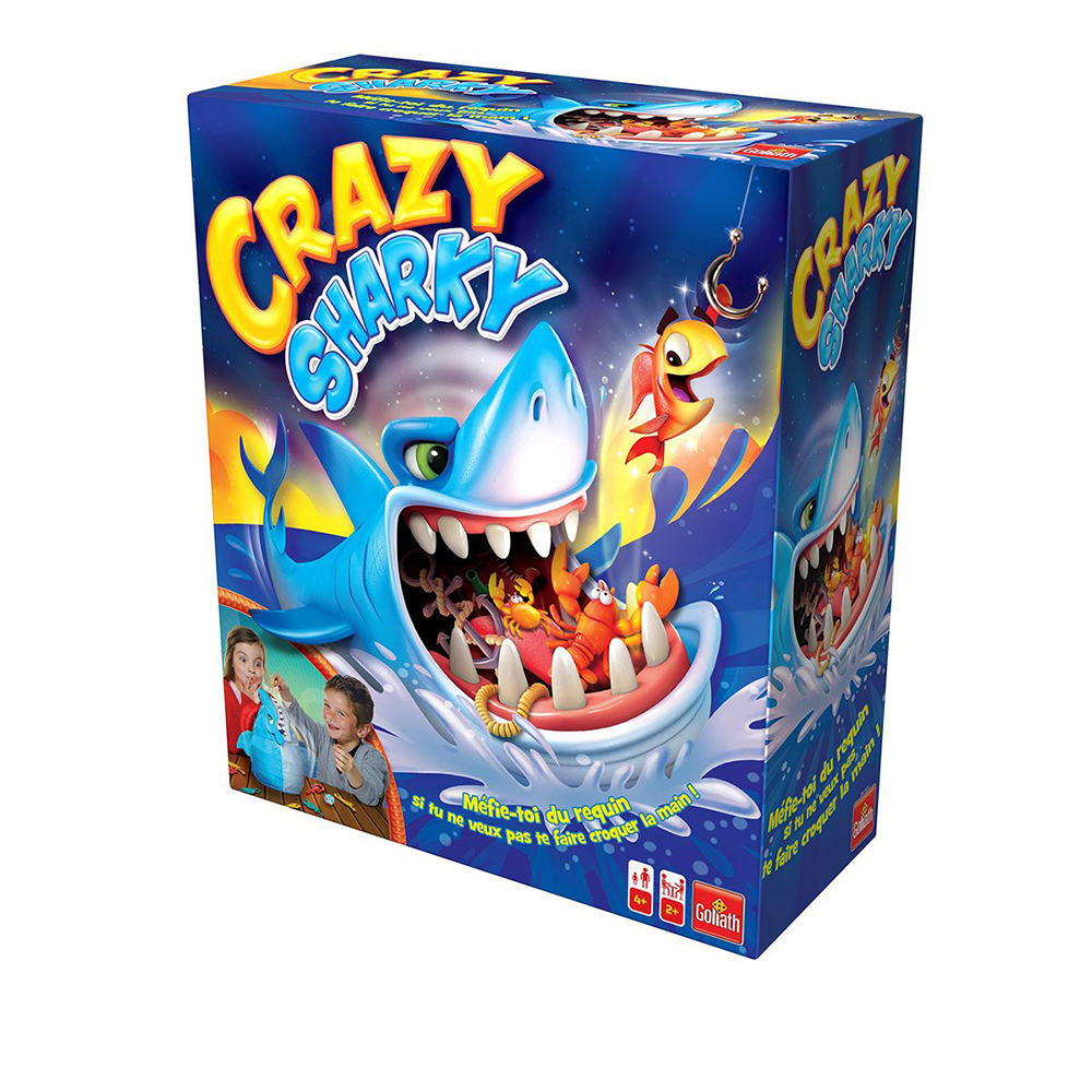 Game Crazy Shark French version