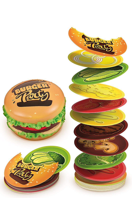 Jeu Burger Party