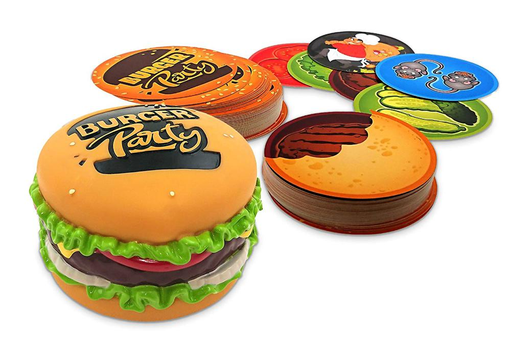 Game Burger Party