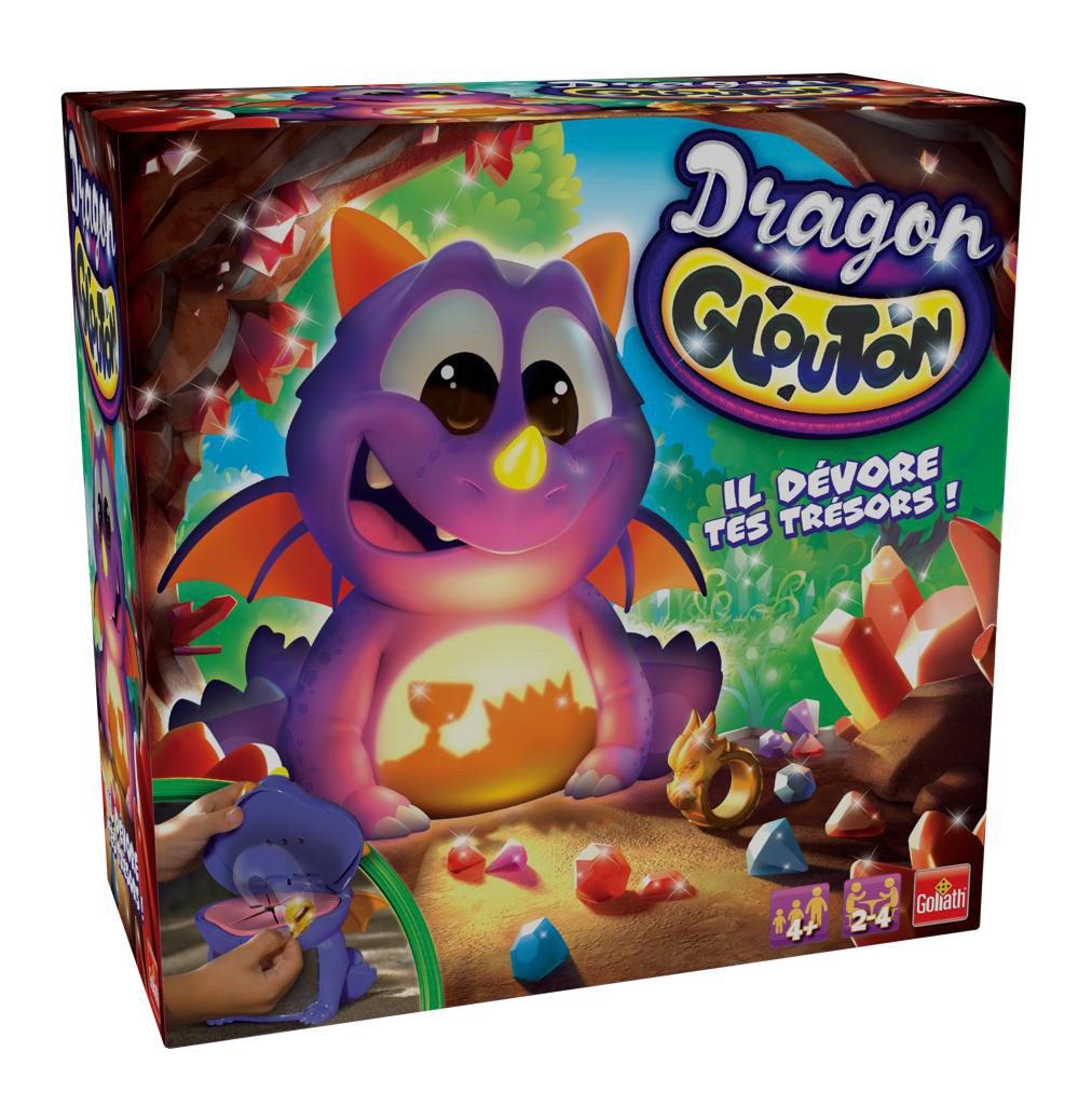 Game Dragon glouton French version