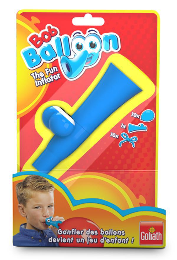 Bob Balloons Mouthpiece