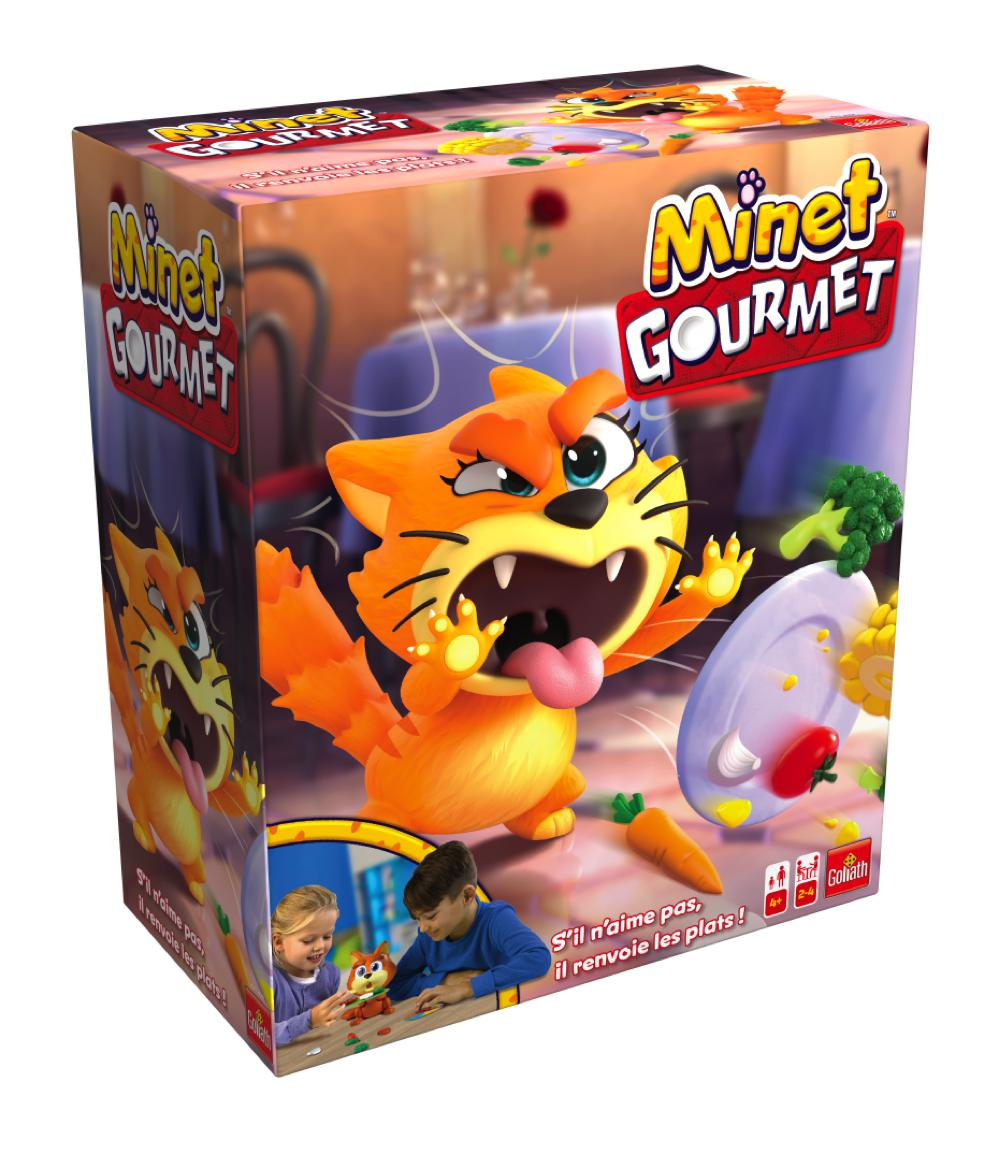 Game Minet Gourmet French version