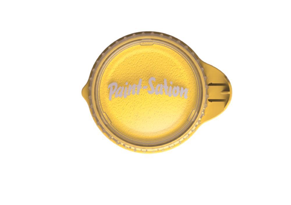 Paint-Station Recharge de jaune