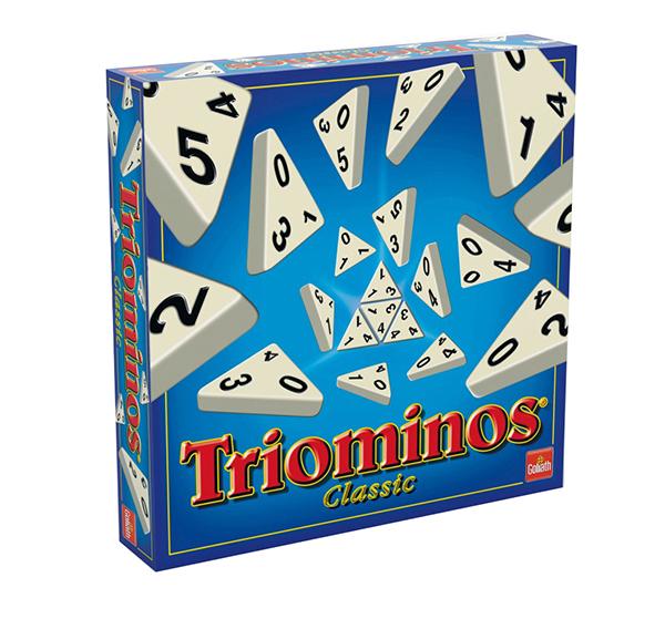 Game Triominos - Classic