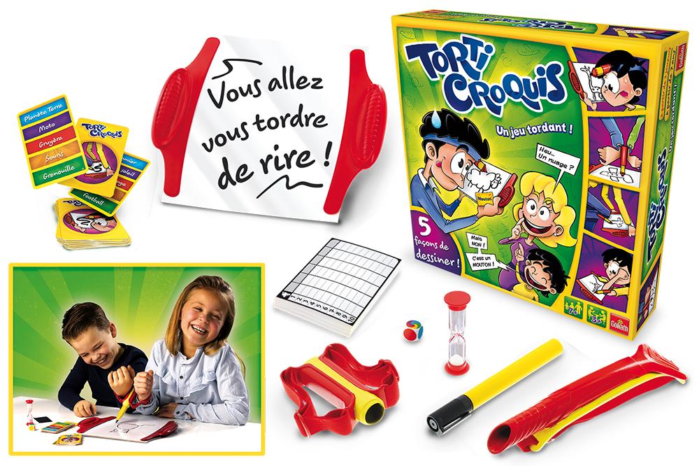Game Torti Croquis