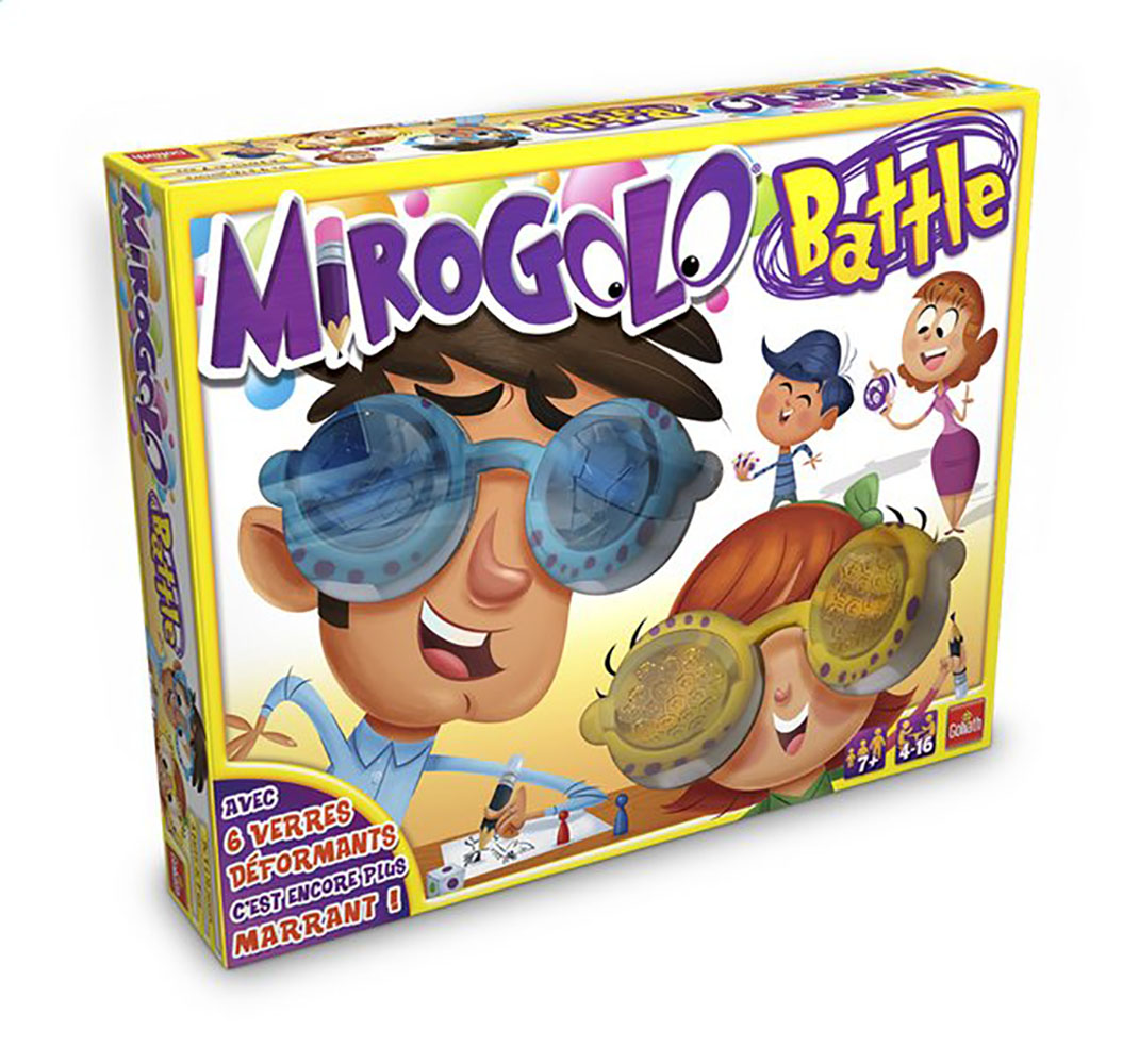 Game Mirogolo Battle French Version