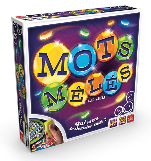 Game Mots Mêlés French Version