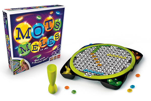 Game Mots Mêlés French Version