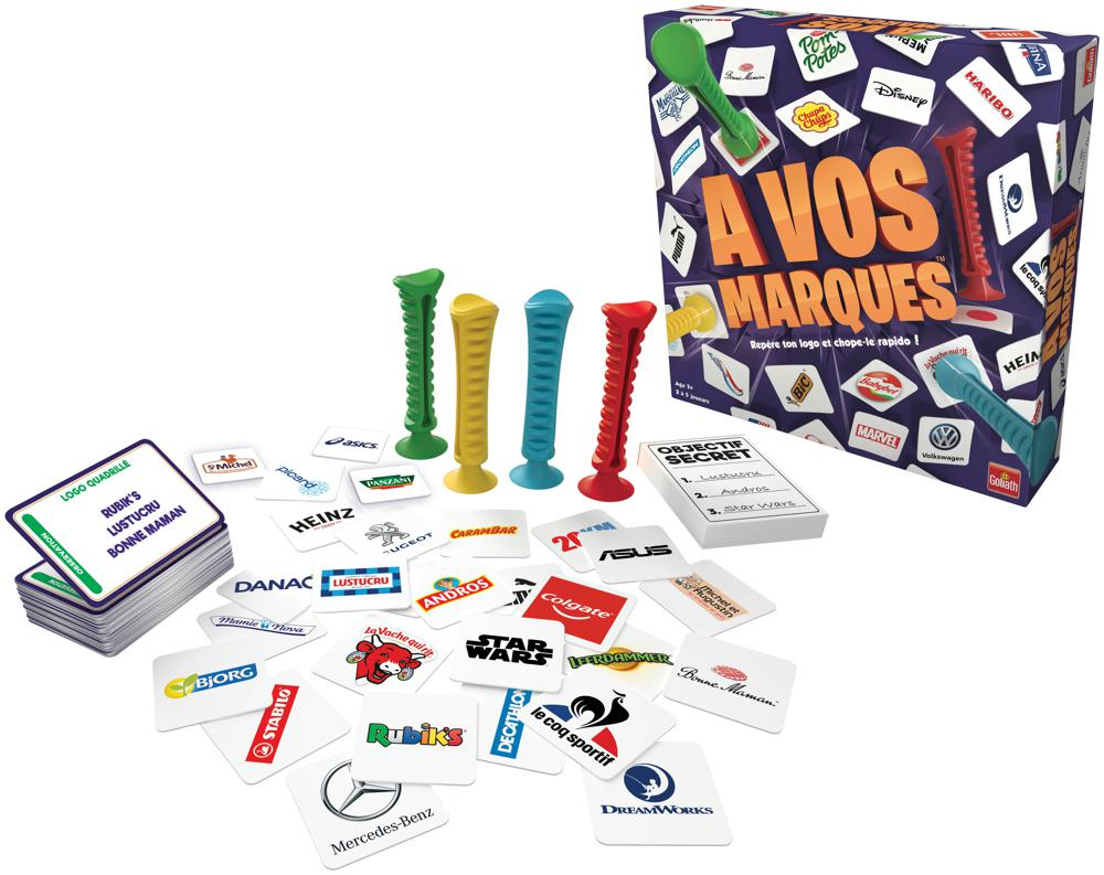 Game À vos marques French version