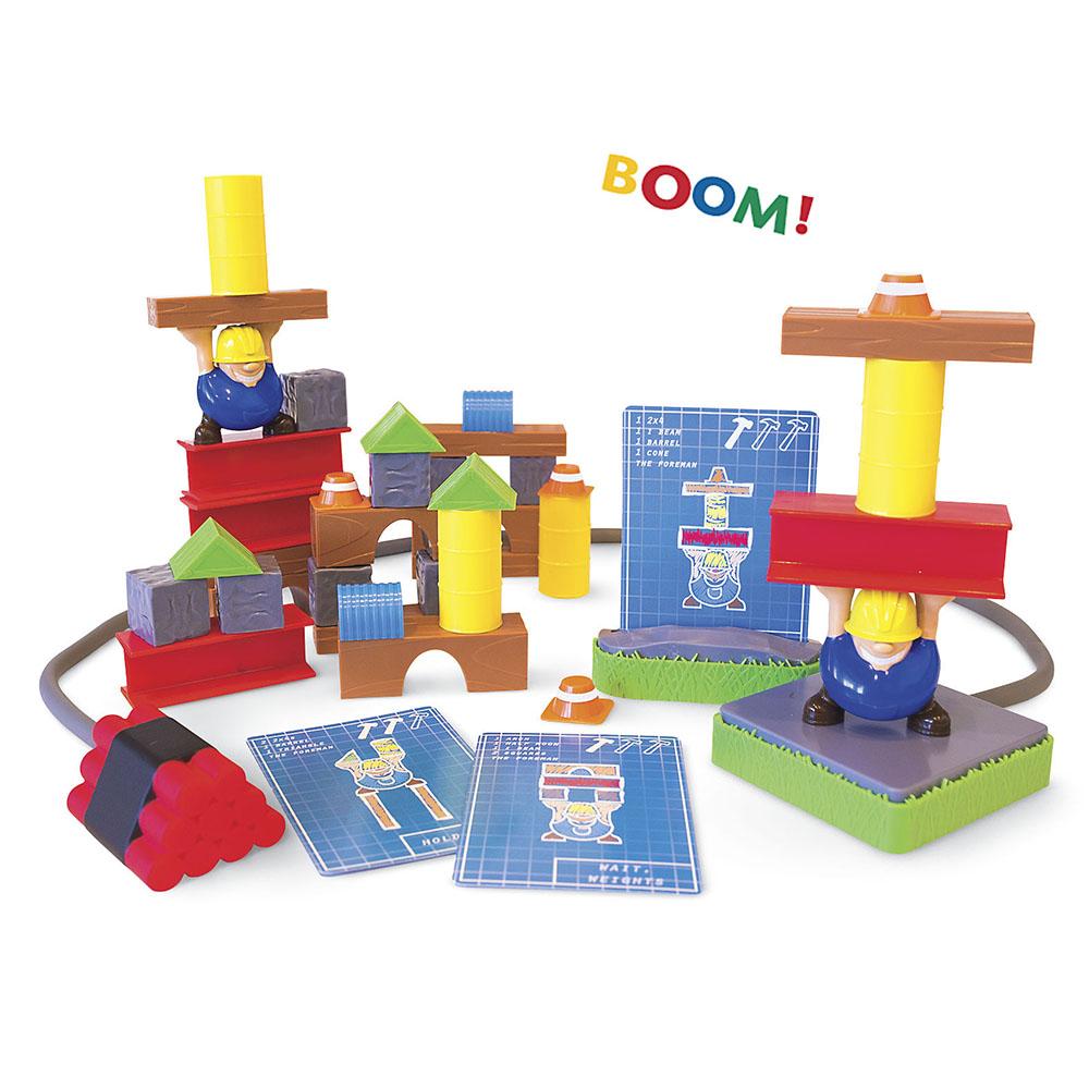 Game Build or Boom Bilingual