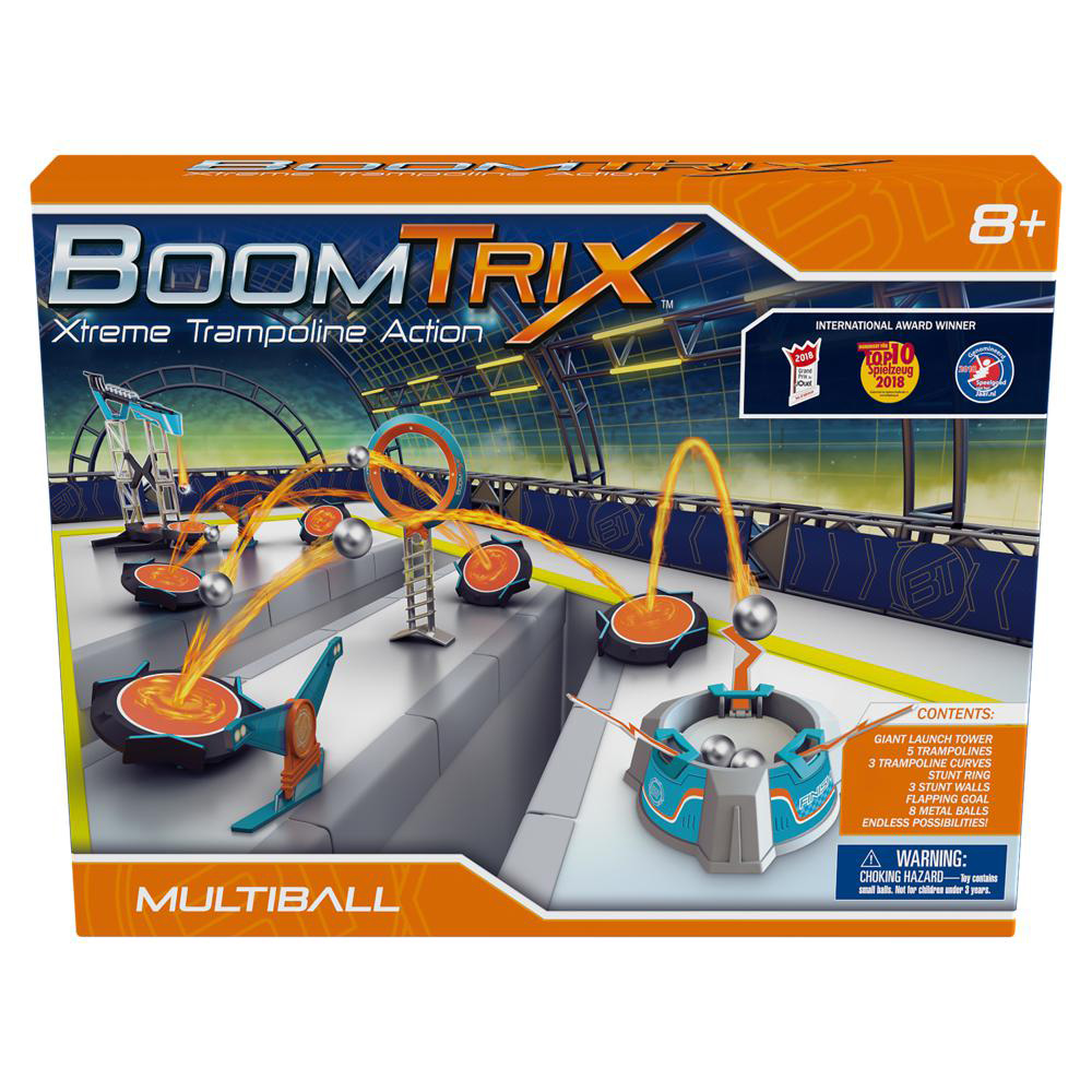 Game Boom Trix - Multiball French version