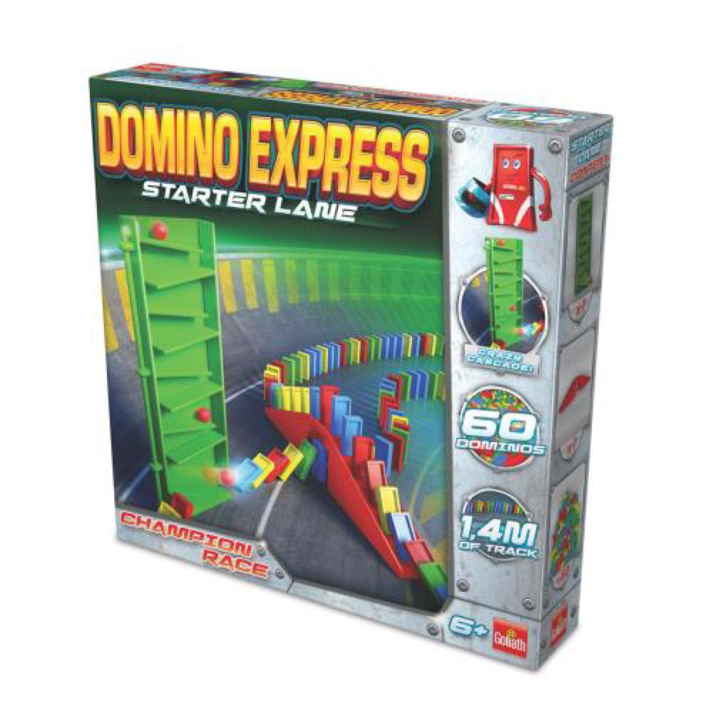 Game Domino Express Starter Lane