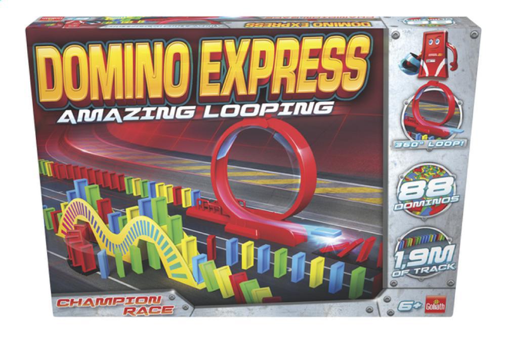 Game Domino Express Amazing Looping