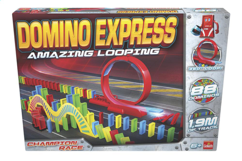 Game Domino Express Amazing Looping