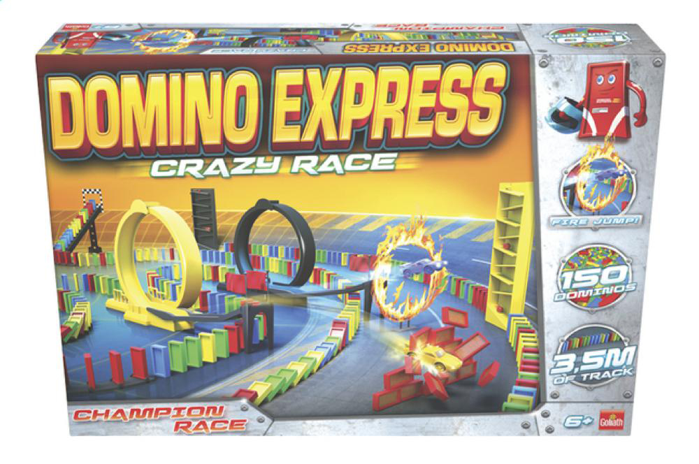 Game Domino Express Crazy Race