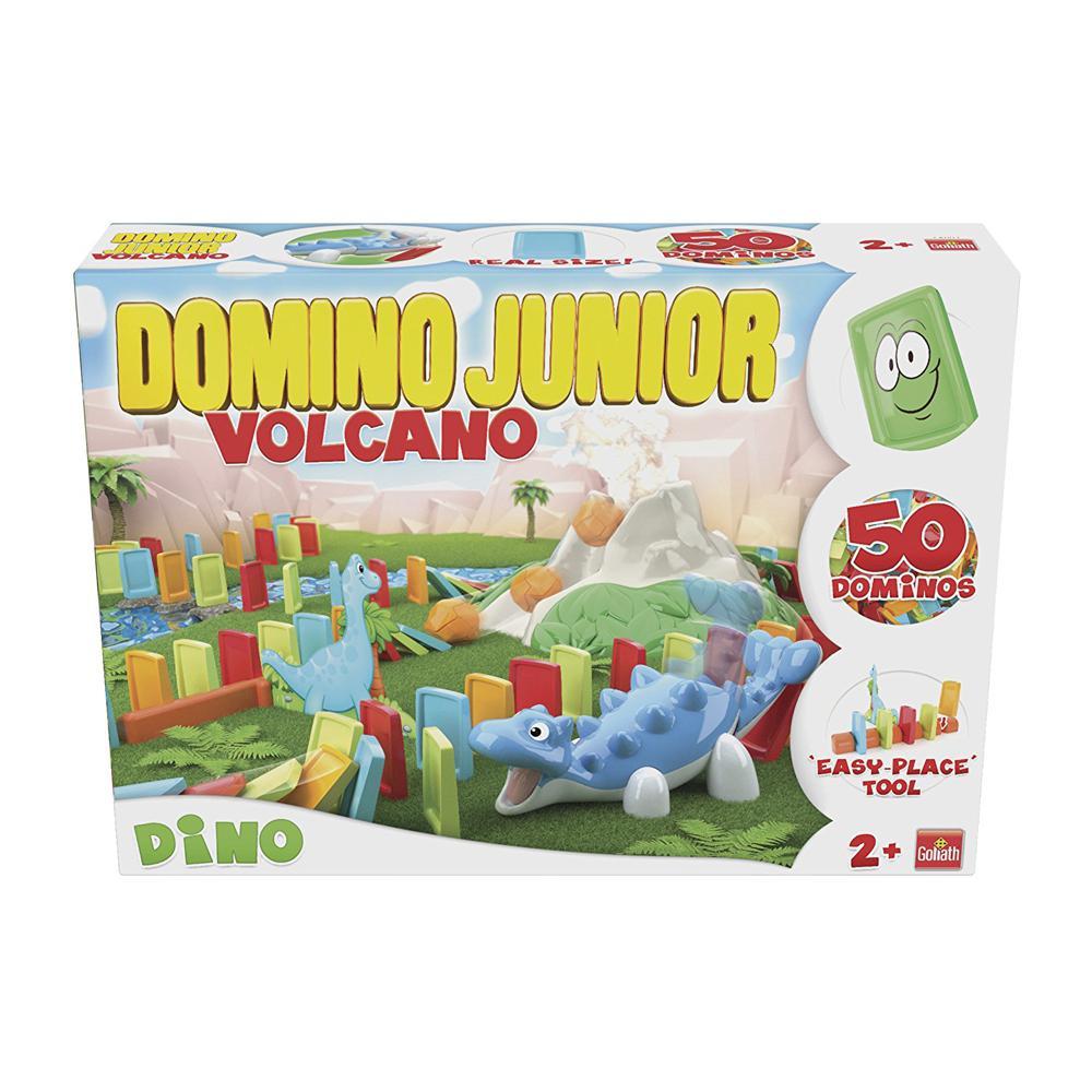 Game Domino JR Volcano