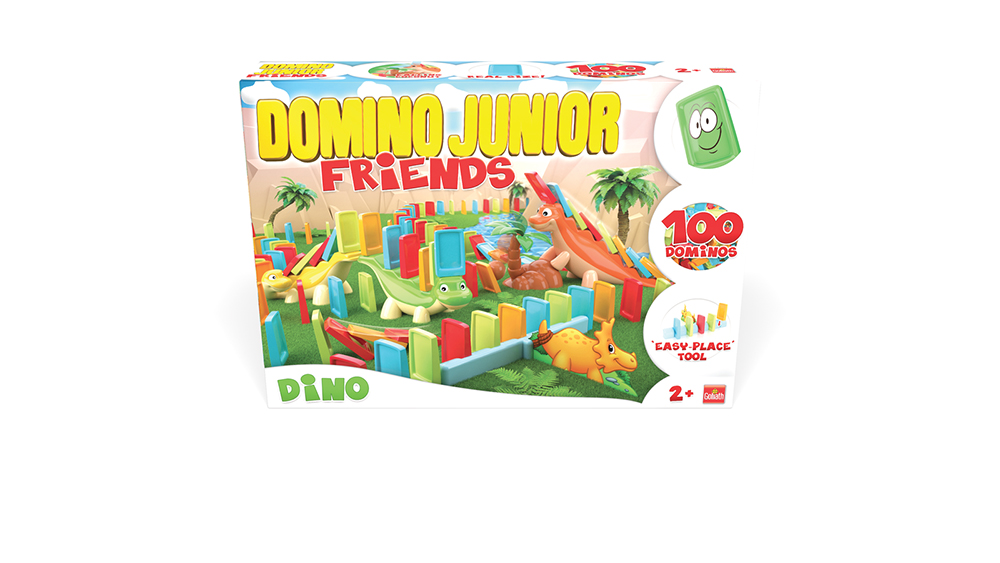 Domino JR Friends