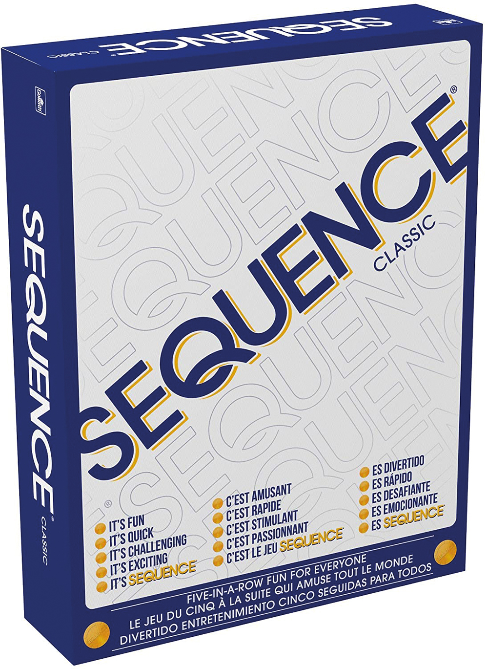 Game Sequence Trilingual