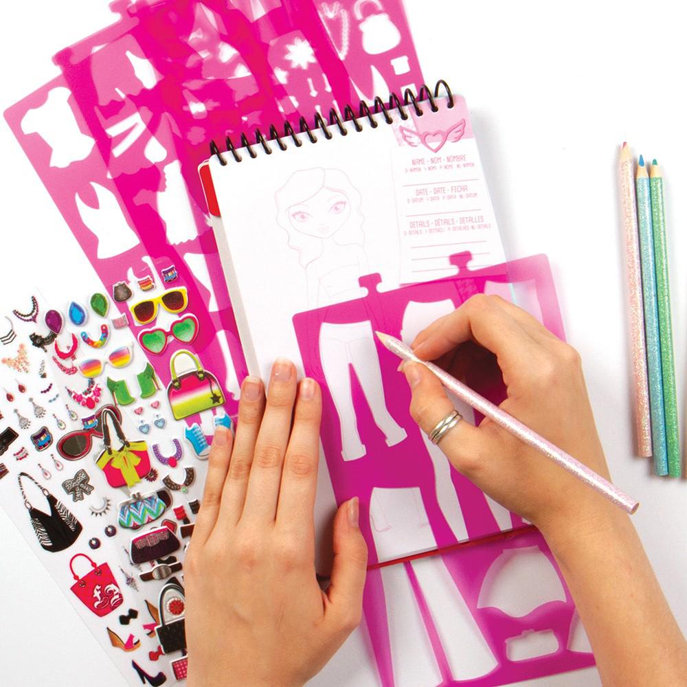 Fashion Angels- Fashion Design Compact Sketch Portfolio