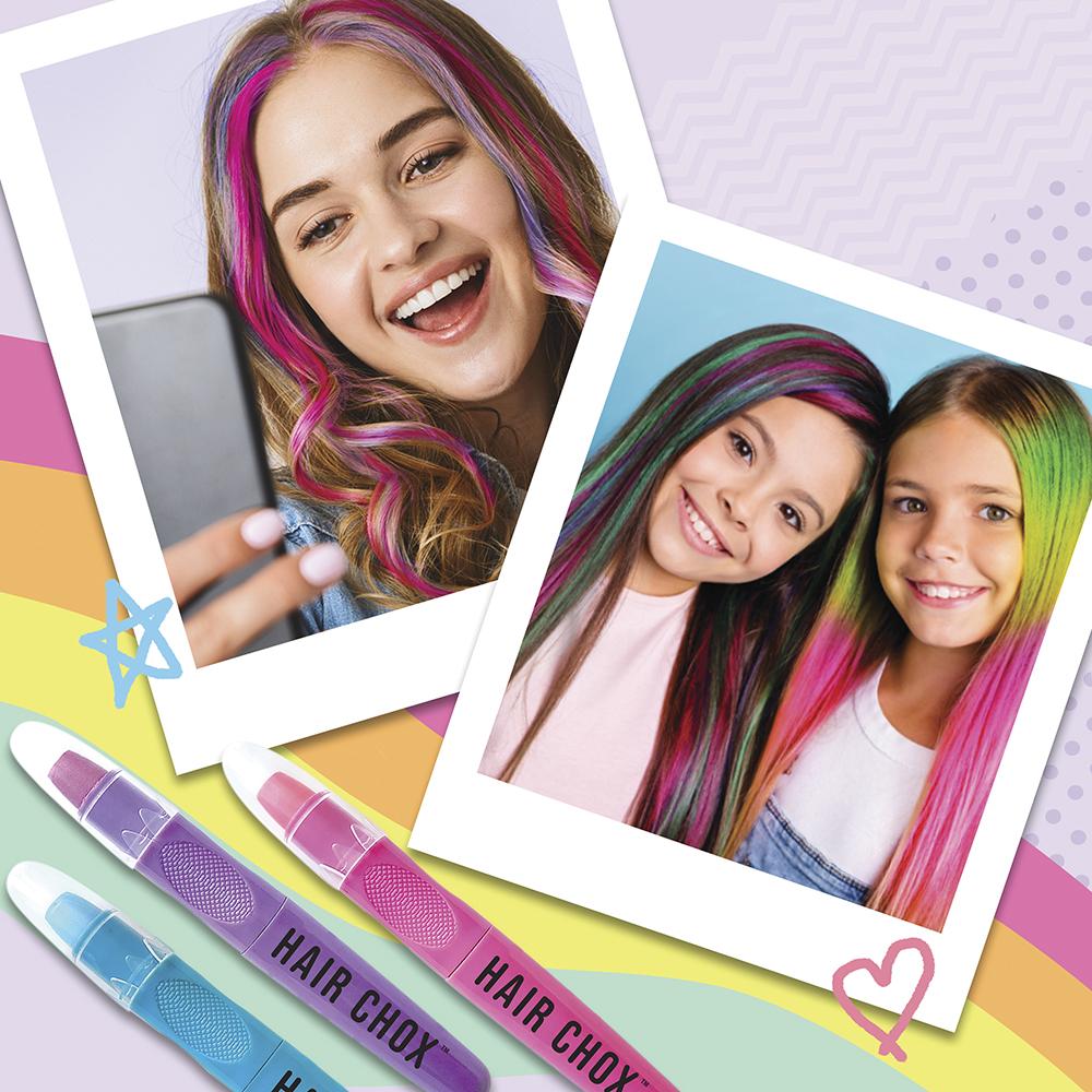 Fashion Angels- Hair Chox- 5 Pack