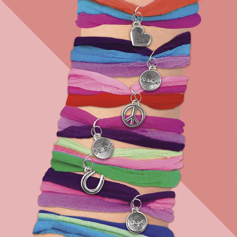 Fashion Angels - Design your own good karma bracelets