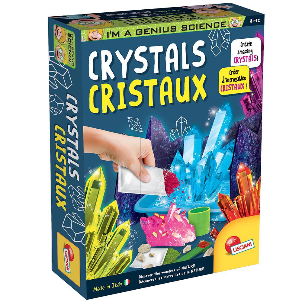 I'm a Genius - Crystals Bilingual version