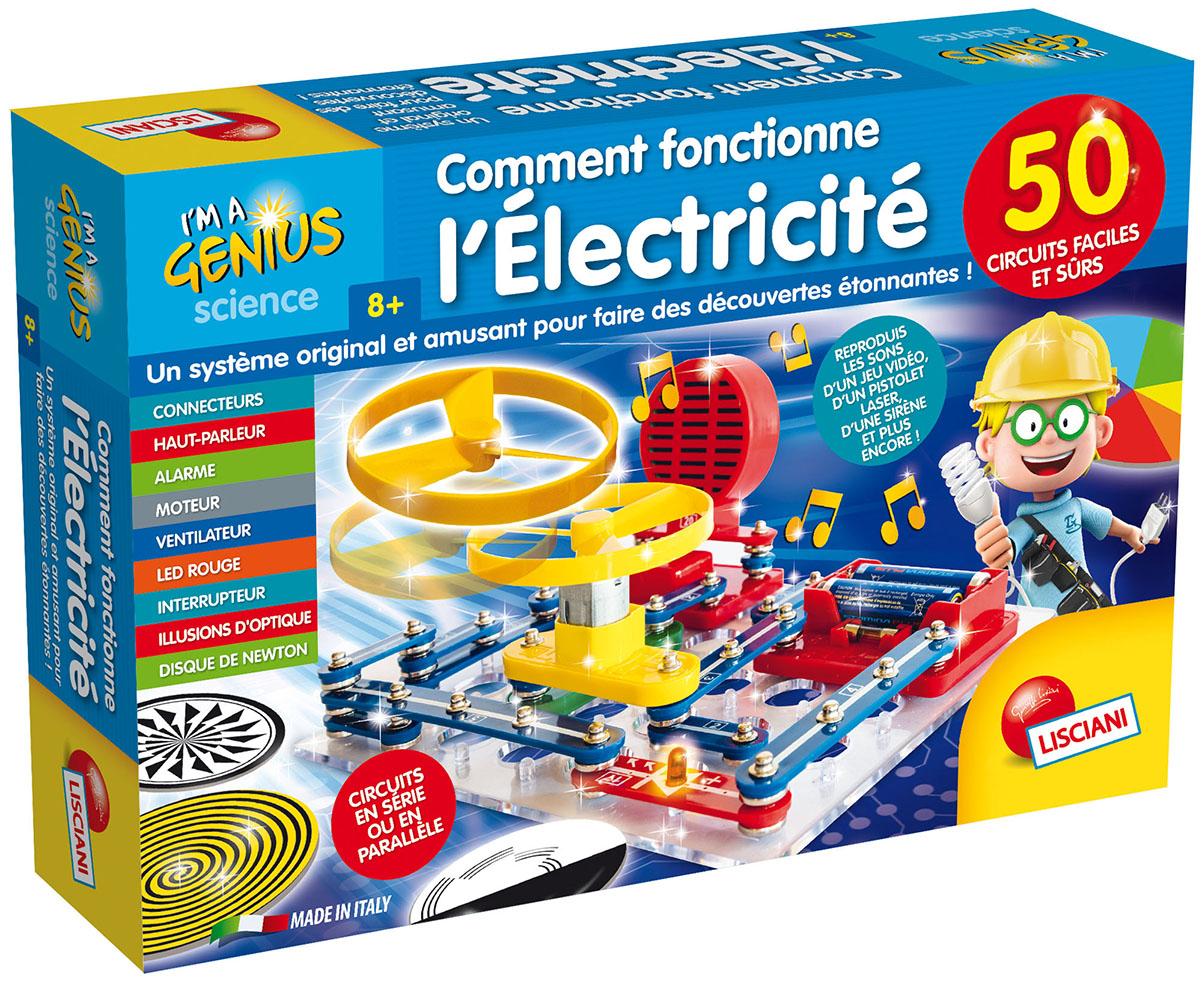 I'm a genius Comment fonctionne l'électricité