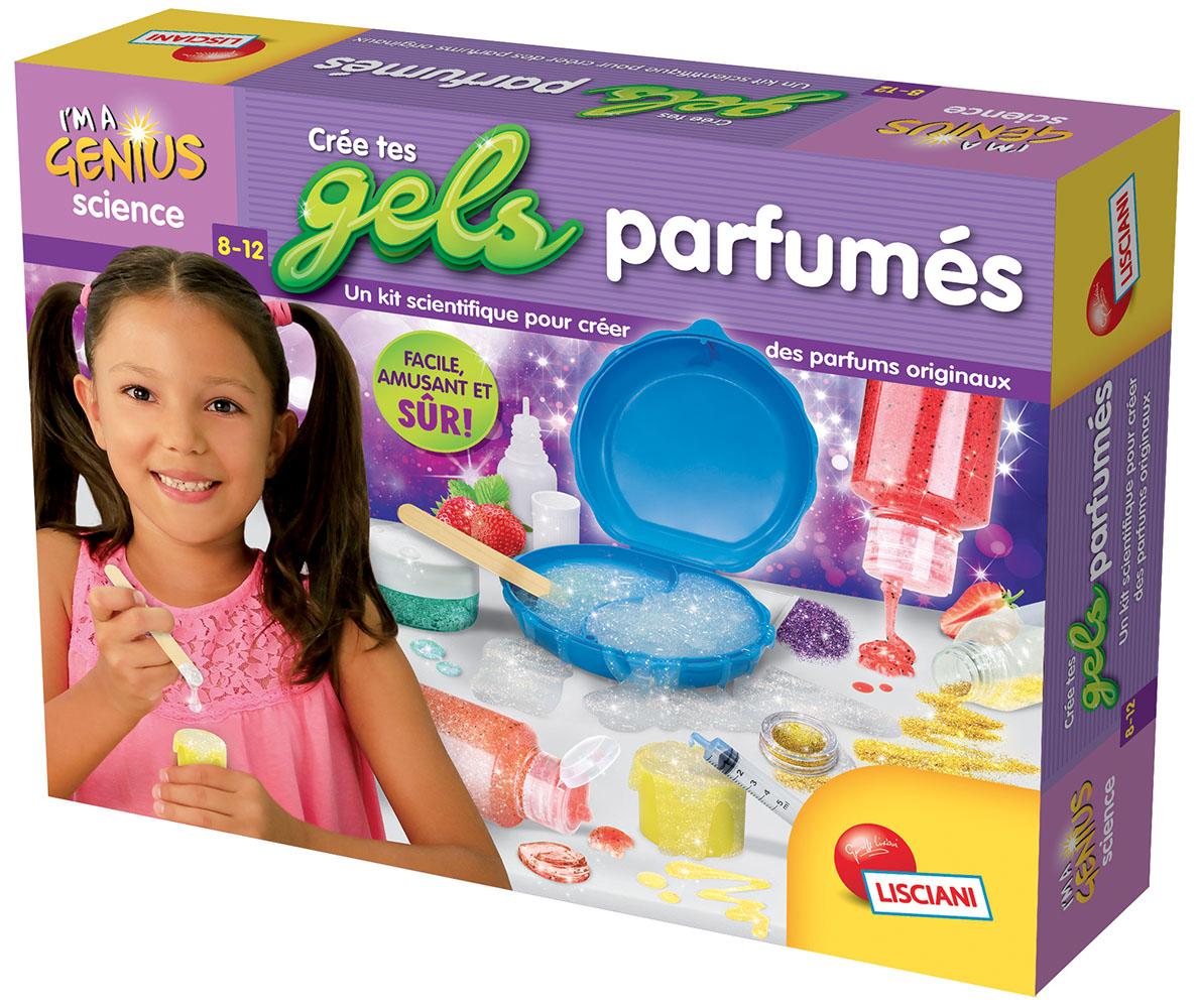 I'm a genius Crée tes gels parfumés French version
