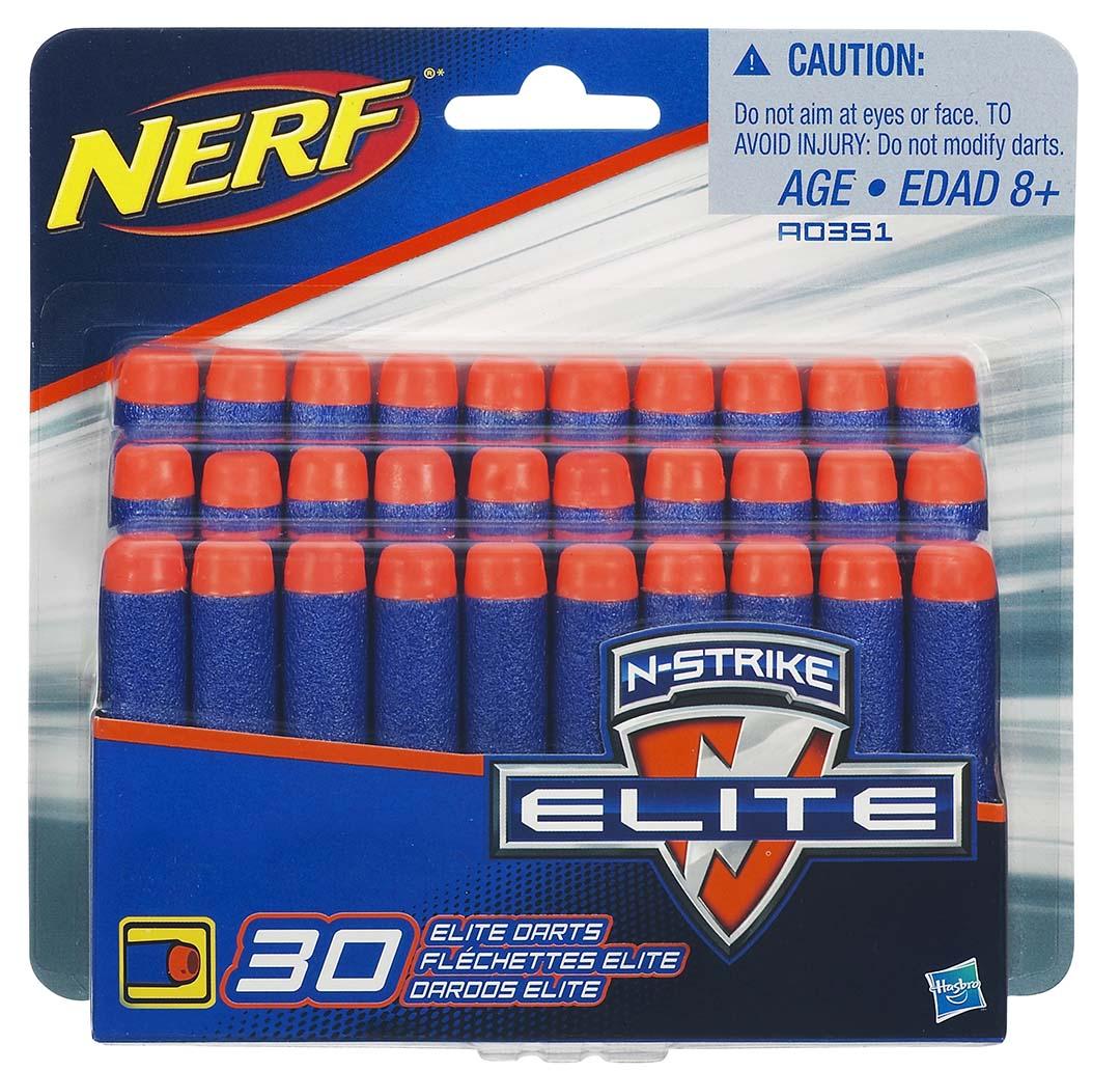 Nerf - N-Strike Elite 30 fléchettes