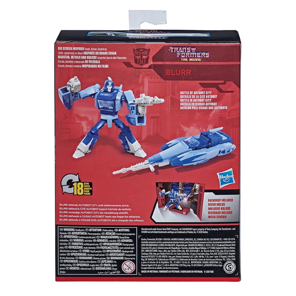 Transformers - Studio Series Deluxe Class assorted