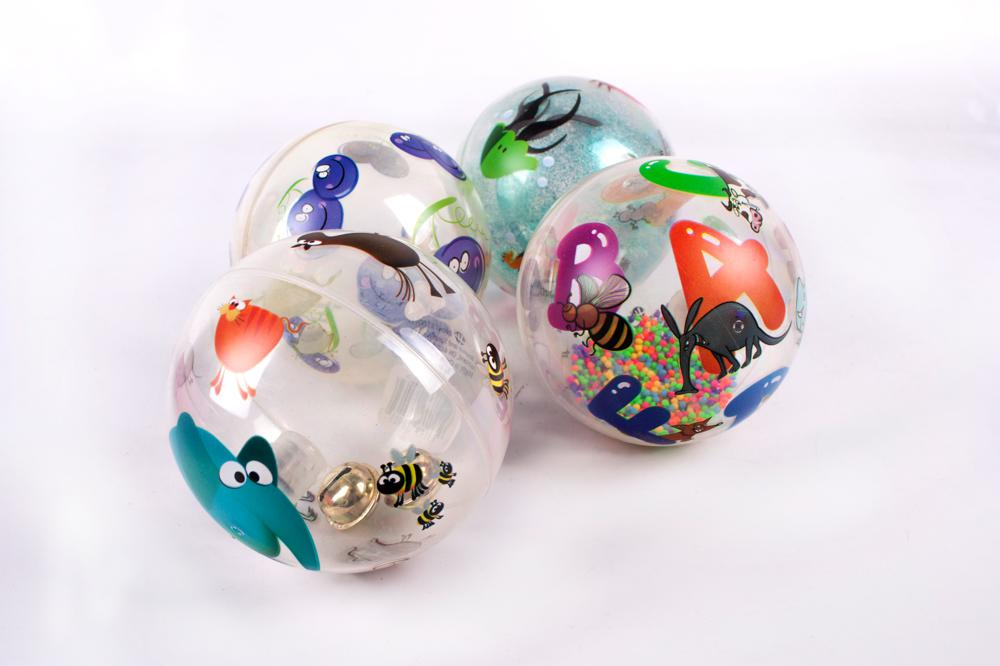 Sensory - Light-up Balls assorted