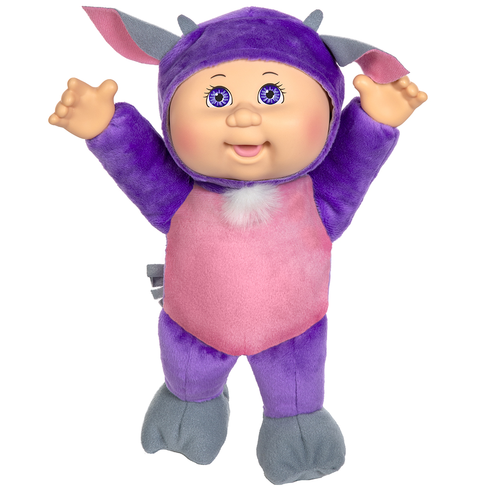 Cabbage Patch Kids - 9 Cuties assorted