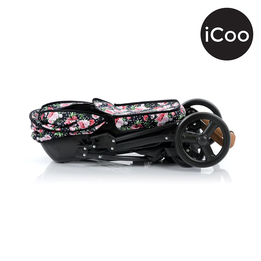 Icoo - Boston 2in1 Doll Pram