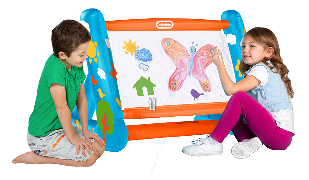 Little Tikes - Inflatable Easel