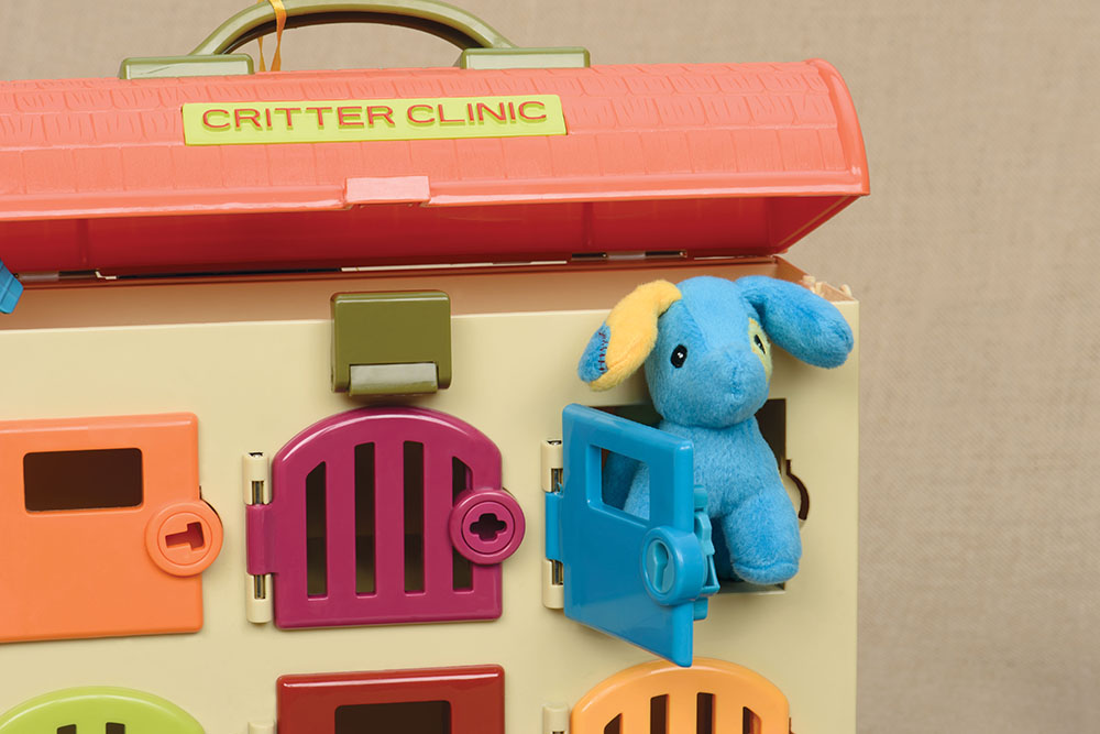 B.Lively - Critter Clinic