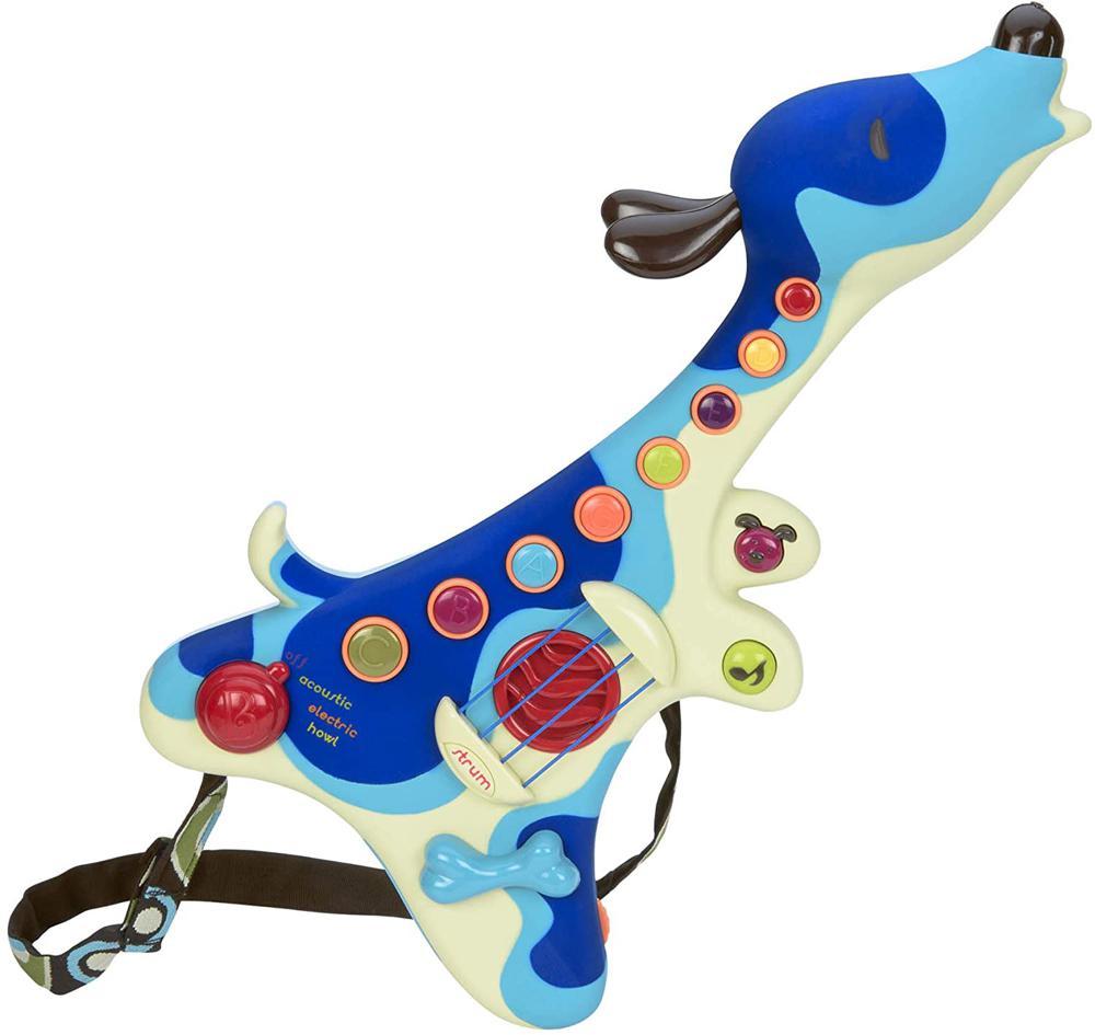 B. Musical - Woofer Guitar