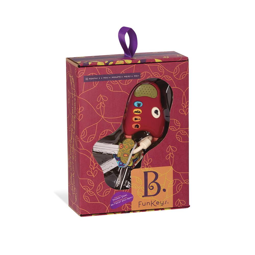 B.Lively - Funkeys keys