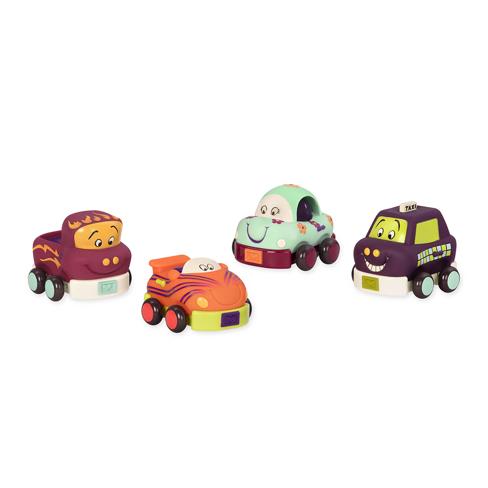 Autos à friction Wheee'ls!