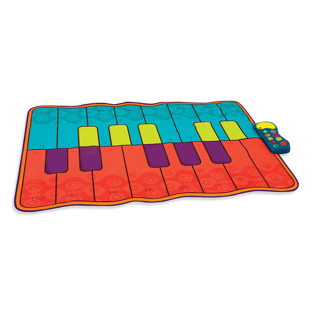 Piano géant Boogie Woogie Mat